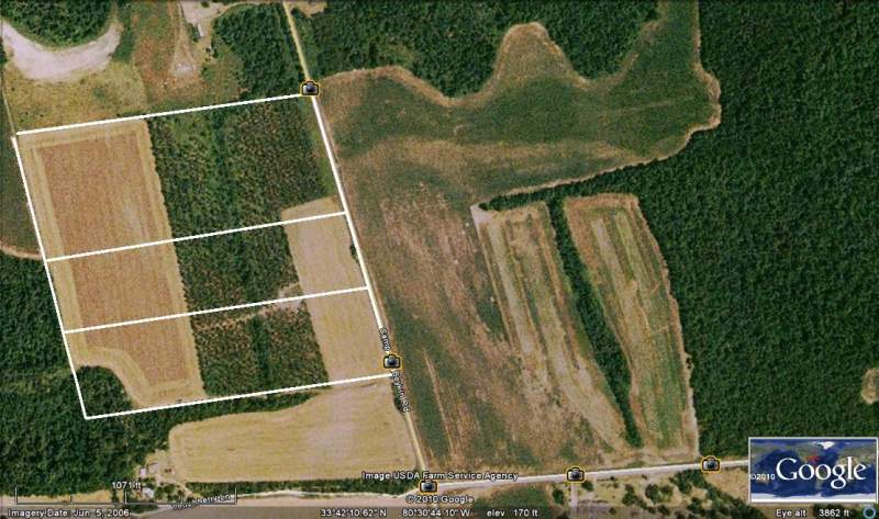 15 acres- Sumter, near Lake Marion Image
