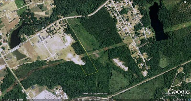 7ac off delta Heights rd. Wallace SC Image